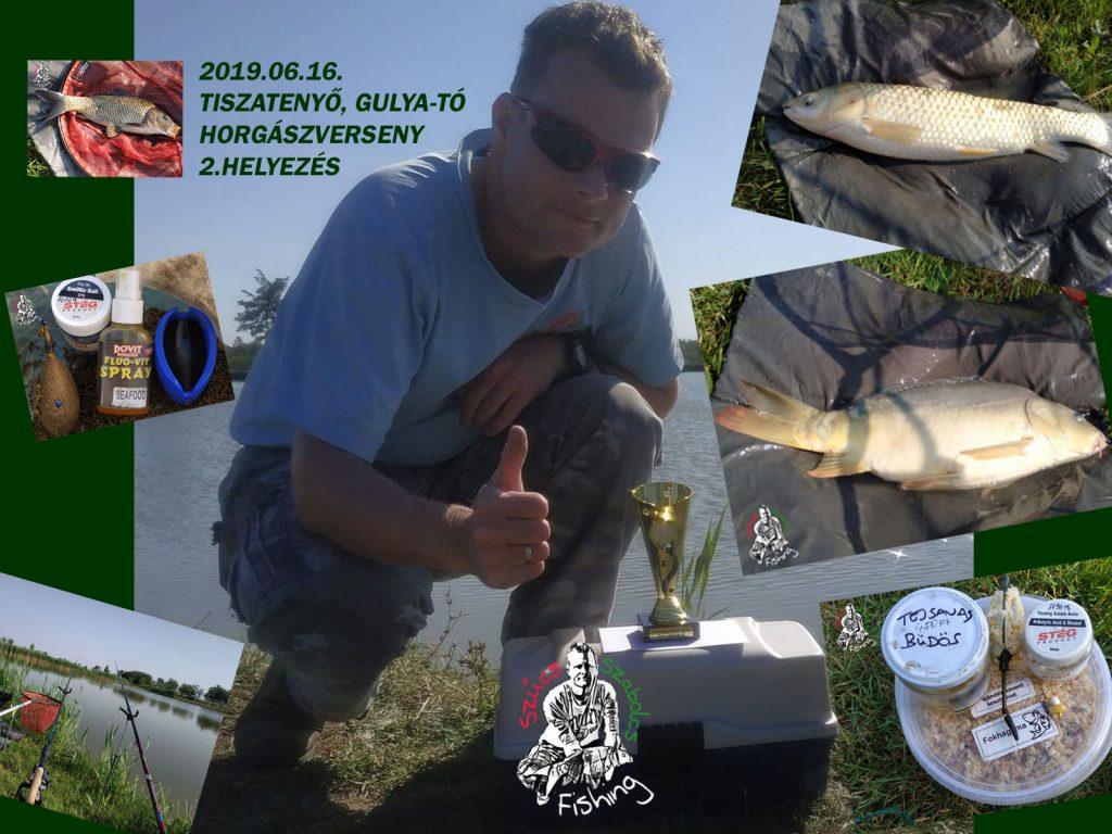 2019.06.16. Tiszatenyő horgászverseny
