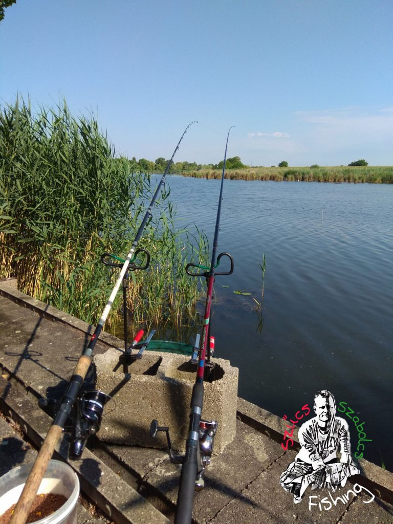 2017.07.08-09. Horgászat a cibakházi Holt-Tiszán – …avagy mindig legyen több tervünk egy horgászatra!